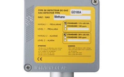 Détecteur de gaz adressable, une nouvelle solution !